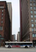 4.10.2013 Stadtbus in Chicago