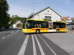 BLT - Mercedes Citaro Nr.68  BL 110142 in Bottmingen am 11.09.2016