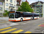 BSU - Mercedes Citaro  Nr.32  SO  189032 unterwegs in Solothurn am 27.04.2019