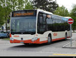 BSU - Mercedes Citaro Nr.92  SO 172092 in Biberist am 27.04.2019