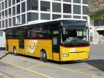 Postauto - Irisbus Crossway  VS 514900 in Brig am 22.09.2014