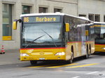 Postauto - Mercedes Ciotaro  BE  26611 in Biel am 23.04.2016