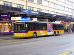 Postauto - Mercedes Ciotaro BE 639515 in Biel am 23.04.2016