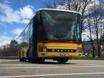 Setra 315NF am 16.04.2016 in Le Locle