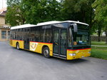 Postauto - Mercedes Citaro  NE  98400 in La Chaux de Fonds am 09.07.2016
