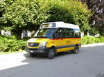 Postauto - Mercedes AI 6392 in Appenzell am 24.07.2016