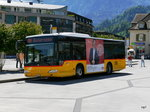 Postauto - Mercedes Citaro  BE  610532 in Interlaken West am 14.08.2016