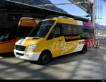 Postauto - Mercedes Sprinter  GR  63065 in Chur am 16.05.2019
