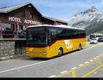 Postauto - Iveco Irisbus Crossway BE 485297 auf dem Grimselpass am 21.07.2019