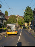 Postauto Bern MAN Lion's City in der Länggasse am 6.