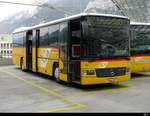 Postauto - Mercedes Integro  GR 175102 in Chur am 19.09.2019