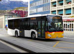 Postauto / Ortsbus Sion - Mercedes Citaro  Nr.45  VS  488971 unterwegs in Sion am 23.11.2019