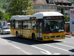 Postauto - Volvo 7700 Hybrid unterwegs in Villeneuve am 04.05.2020