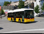 Postauto - Hess  TI  45154 in Locarno am 31.07.2020
