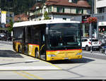 Postauto - Mercedes Citaro BE 610546 in Interlaken West am 25.07.2020