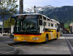 Postauto - Mercedes Citaro  SG  3795 in Sargans am 30.09.2020