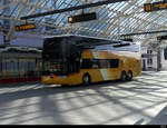 Postauto - VanHool TX  GR  170401 in Chur am 19.02.2021