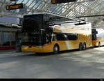 Postauto - VanHool TX GR 170402 in Chur am 19.02.2021