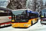 PostAuto Bern BE 653'387 Mercedes Citaro am 9.