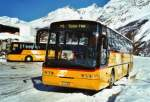 PostAuto Wallis VS 243'895 Neoplan (ex P 25'171) Neoplan am 14.