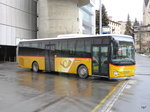 Postauto - Irisbus Crossway GR 170434 in Davos am 26.03.2016