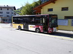 Ortsbus Laax - MAN Lions City  GR  99347 in Laax am 28.09.2016