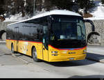 Postauto - MAN Lion`s Regio  GR  173207 in St.