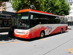 SMC - Irisbus Evadys  Nr.35  VS  328335 in Sierre am 16.07.2016