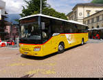 Postauto - Setra S 415 H GR 108006 in Belinzona am 16.05.2019