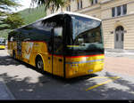 Postauto - VanHool T 915  GR  108016 in Belinzona am 16.05.2019