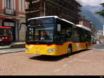 Postauto - Mercedes Citaro TI 241034 unterwegs in Belinzona am 16.05.2019