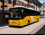 Postauto - Iveco Irisbus Crossway  GR  108019 in Bellizona am 31.07.2020