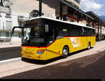 Postauto - Setra S 415 H  GR 179078 in Bellinzona am 31.07.2020