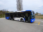 tpn - Mercedes Citaro  (F) CS-511WJ am warten in Coppet am 09.04.2016 am 09.04.2016