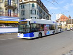 TL - Trolleybus Nr.874 unterwegs in Renens am 03.05.2016