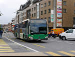 MBC - Mercedes Citaro  Nr.305  VD  176923 unterwegs in Morges am 12.05.2020