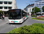asm Seeland - MAN Lion`s City  Nr.48 BE  703521 unterwegs in der Stadt Biel am 29.05.2020