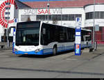 WilMobil - Mercedes Citaro  Nr.294  SG 311041 in Wil am 05.02.2021
