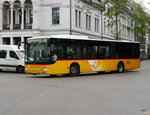 Postauto - Mercedes Citaro  ZH  21005 unterwegs in Winterthur am 11.05.2016