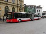 Stadtbus Winterthur - MAN Lion`s City  Nr.355  ZH  886355 unterwegs auf der Linie 5 in Winterthur am 11.05.2016