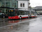 Stadtbus Winterthur - MAN Lion`s City Nr.355  ZH 886355 unterwegs auf der Linie 14 in Winterthur am 25.10.2016