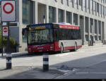 Stadtbus Winterthur - MAN Lion`s City Nr.233  ZH 740233 in Winterthur am 05.02.2021