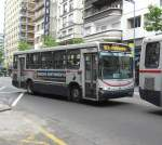 Stadtbus in Montevideo