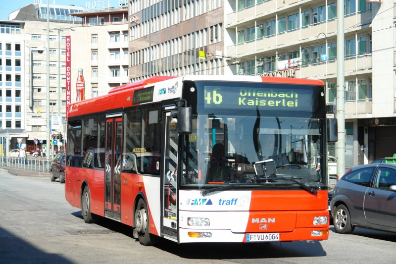 Bus 46 Frankfurt