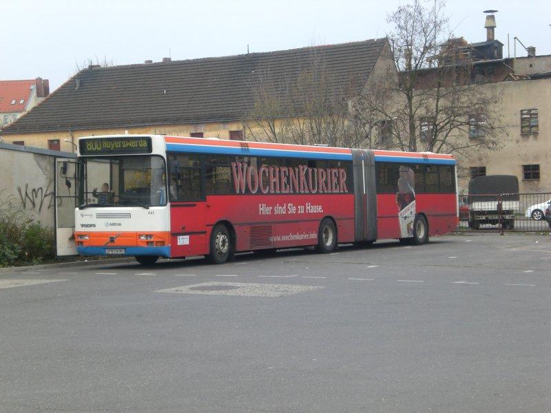 Bus cottbus hoyerswerda